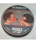 Hershey's Kisses Vintage Tins Set of Two - $24.00