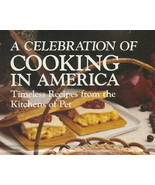 A Celebration Of Cooking In America Cookbook, T... - $6.99