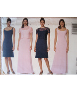 Butterick 5978 New Unused Womans 20 to 24 Bride... - $8.95