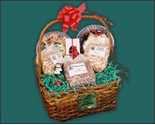 "Buy Fruit Gift Baskets - Happy Holiday Gift Basket..Perfect Gift To Say ""Thanks"""