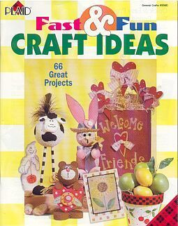 Craft Ideas on Fast   Fun Craft Ideas   Full Patterns   Patterns   Instructions
