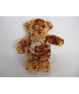 Plush Teddy Bear Stuffed Animal Toy Brown Coppe... - $2.00