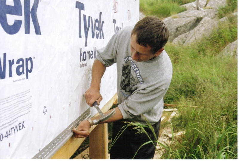 House Plans Blog - Vinyl Siding and Your House
