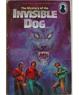Three Investigators MYSTERY INVISIBLE DOG pb QU... - $4.99