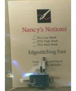 Nancys Notions Edgestitching Foot - $12.95