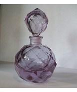 IRICE Perfume Bottle, Purple, New - $30.00