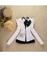 New Style Women's Chic White Suit Jacket Size XS - $12.00