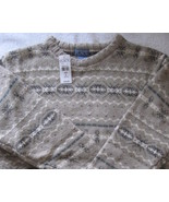 The Childrens Place Boys Sweater Crewneck Pullo... - $15.00