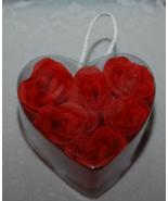 PajamaGram - Set of 6 Bath Roses (rose scented)... - $4.00