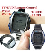 TV / DVD Remote Controller Wrist Watch Touch Pa... - $5.99
