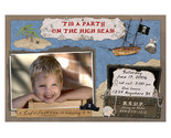 Buy Announcements - 15 Pirate Photo Birthday Party Invitations