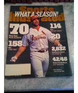 Sports Illustrated What A Season Mark McGwire 7... - $1.00