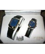 Anriya Milan Vintage Collection His & Hers Watch Set W8 - $20.00