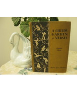 CHILD'S GARDEN OF VERSES ROBERT LOUIS STEVENSON... - $6.00