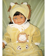Lion Costume Baby Sleeper 9 months Little Me Sn... - $12.95