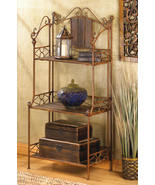 Bakers Rack Shelf Plant Stand - $85.00