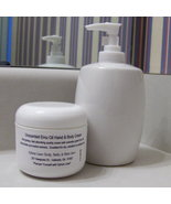 Unscented Emu Oil Hand & Body Cream 4oz Jar - $9.99