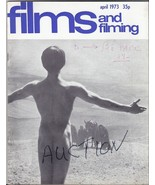 Films and Filming Magazine Nude Actors Graham F... - $9.99