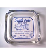50's Adv Motel Ashtray South Gate Wash DC  Pool  - $11.00