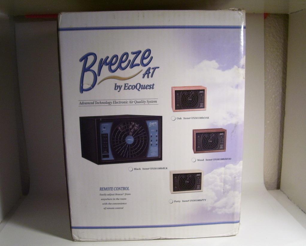 Indoor Air Purifers - Fresh Air Purifier, EcoQuest International