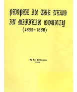 People In The News In Mifflin County (1822-1886... - $10.00