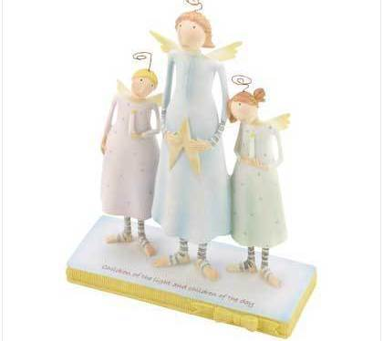 Children Of The Light Figurine