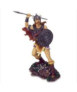 Viking Warrior with Shield Figurine - $10.95