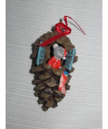 Hallmark 1982 Pinecone Home Ornament ~ Retired