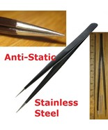 Anti Static Stainless Steel Tweezers for SMD Co... - $1.99