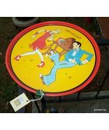 Vintage Tin Ritz Cracker Advertising Serving Tray - $45.00