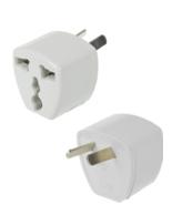Universal AU Travel AC Power Adapter Plug (250V) - $1.99