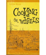 Cooking On Wheels  Strom A Cookbook For Travel ... - $27.39