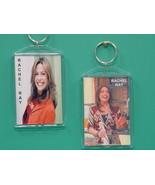 Rachel Ray 2 Photo Designer Collectible Keychain - $9.95