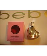 Bebe Eau De Parfum .33 fl. oz.  - $12.00