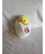 Ty Beanie Buddy Eggbert the Baby Chick Retired - $7.00