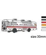 Thomas HDX Medical  Bus Pin - $3.75