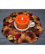 Two-Fer~ Candle Matt Pattern Bz - $11.95