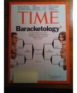 Time Magazine Baracketolgy Issue Fill Out the B... - $4.00