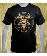 Venom English Welcome to Hell Heavy Metal band ... - $17.99