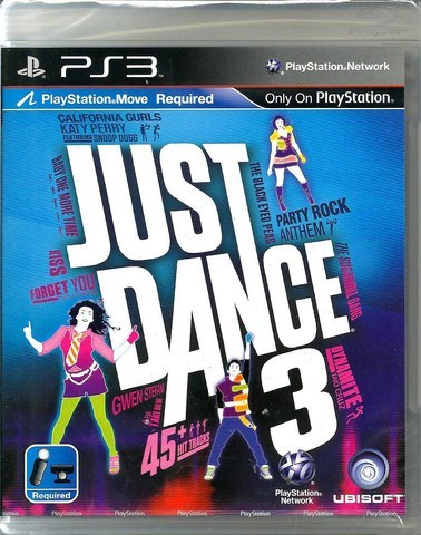 Just Dance 3, PS3 game