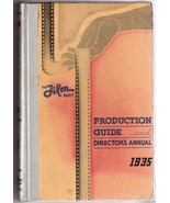The Film Daily 1935 Product Guide And Director'... - $39.99