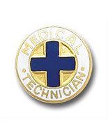 Medical Technician Insignia Emblem Lapel Pin 81... - $9.97