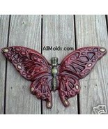 Butterfly Mold concrete plaster cement wall pla... - $22.00