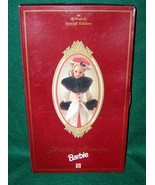 Hallmark Holiday Memories Barbie 1995