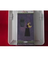 Sizzix  Sizzlits Graveyard set 3 die 655551 new... - $14.99