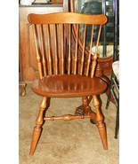 Nichols and Stone Maple Windsor Sidechair Chair - $249.00