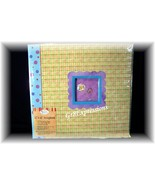 12x12 ZIPPY BOW WOW MEOW Cat/Kitten/Pet Scrapbook Album - $16.95