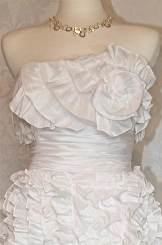 Melissa Sweet Billie Short wedding dress Wedding Dresses