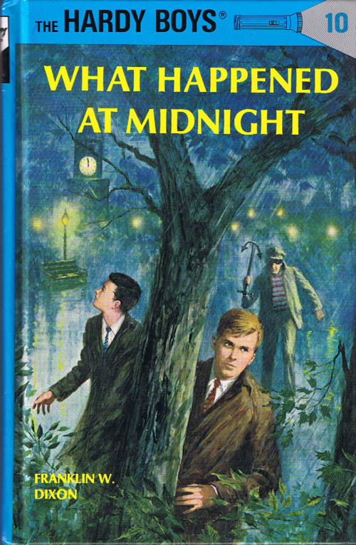 THE HARDY BOYS What Happened At Midnight Franklin DIXON