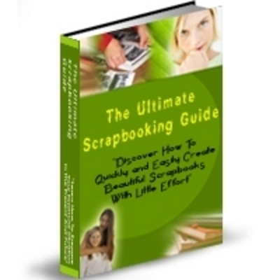 *NEW!* The Ultimate Scrapbooking Guide - PLR